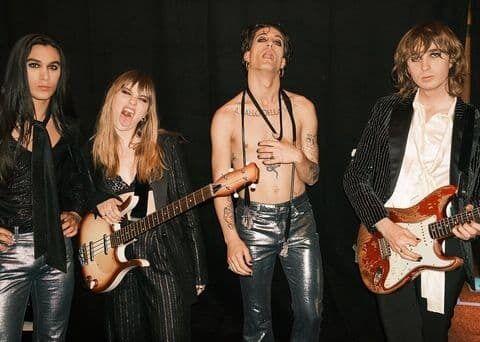 Måneskin – итальянская рок-группа