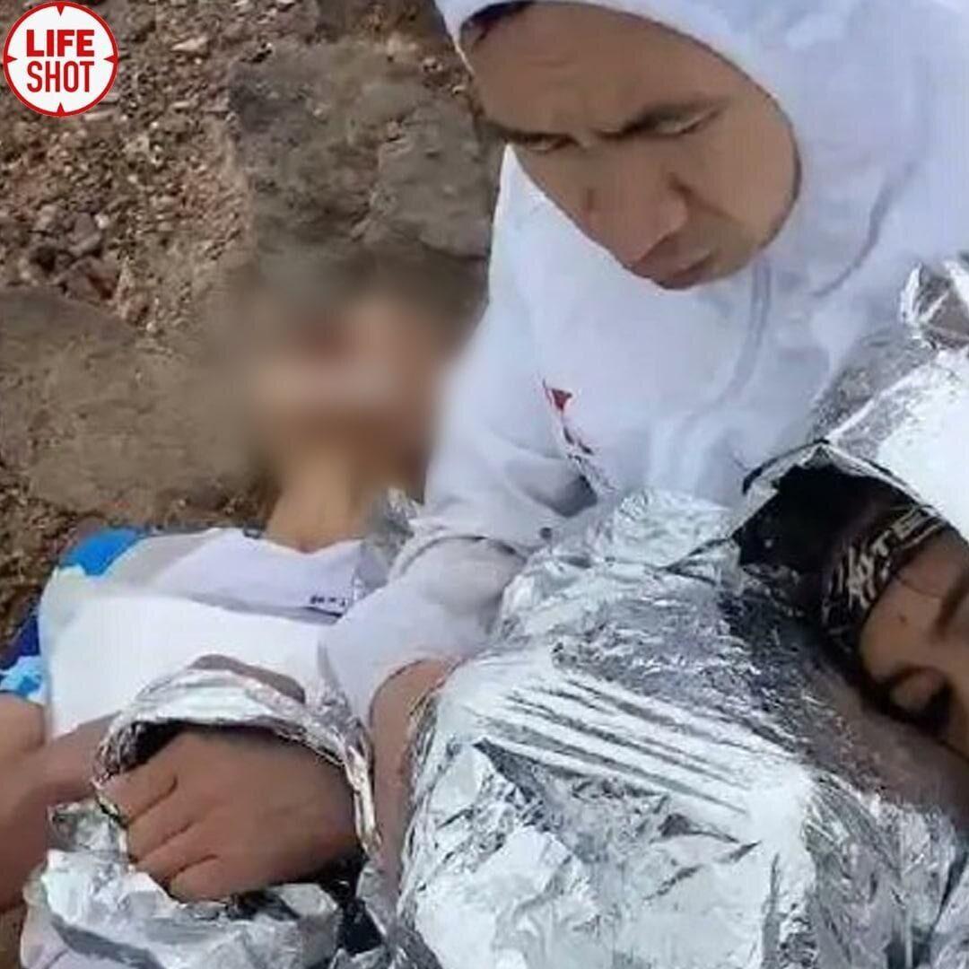 Одна людина зникла безвісти, і її шукають 1200 рятувальників