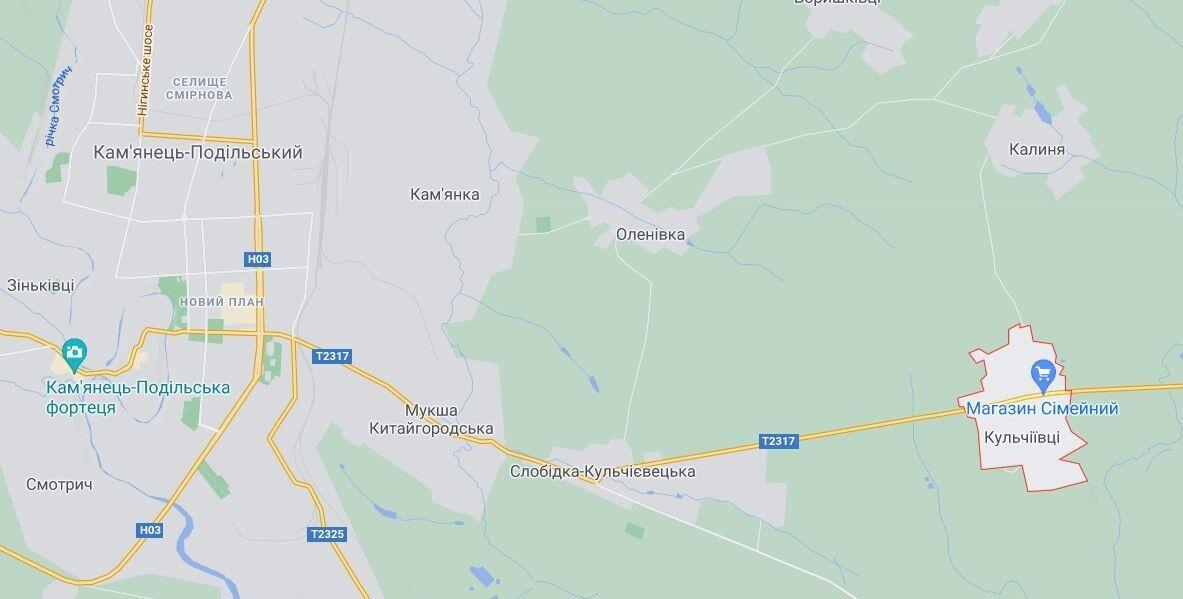 Воздушный шар с людьми упал в селе Кульчиевцы