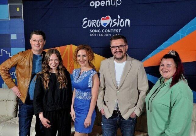 Украинское жюри