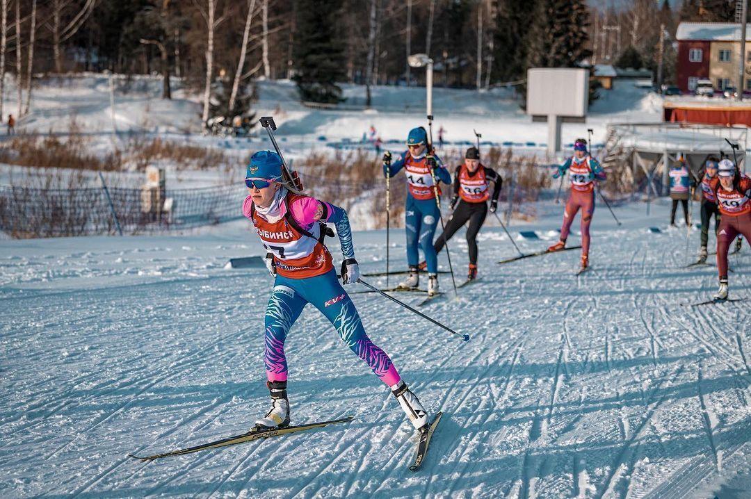 Дарья Сидорова на соревнованиях