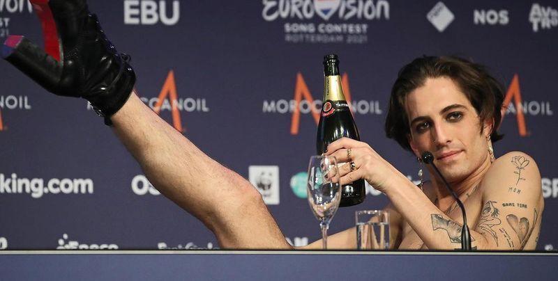 Победитель Евровидения 2021.