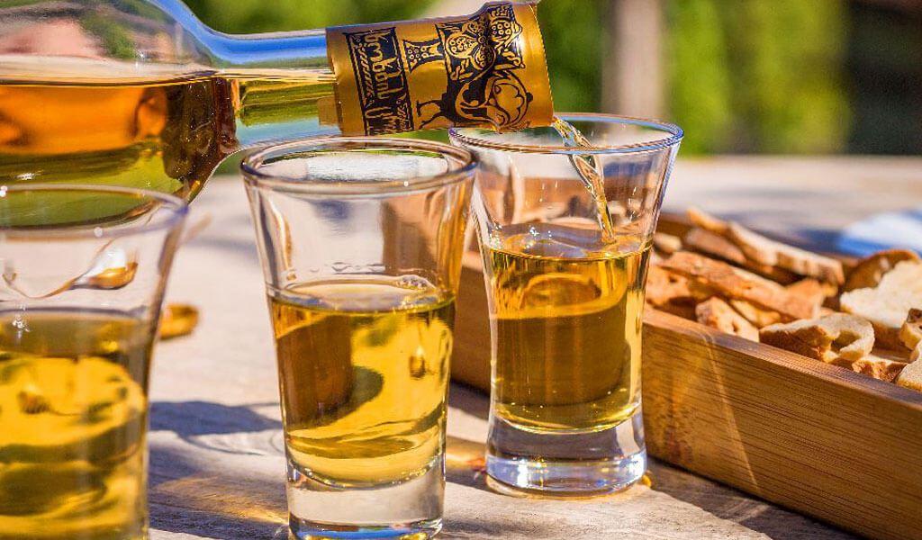 Чача – дуже міцний напій