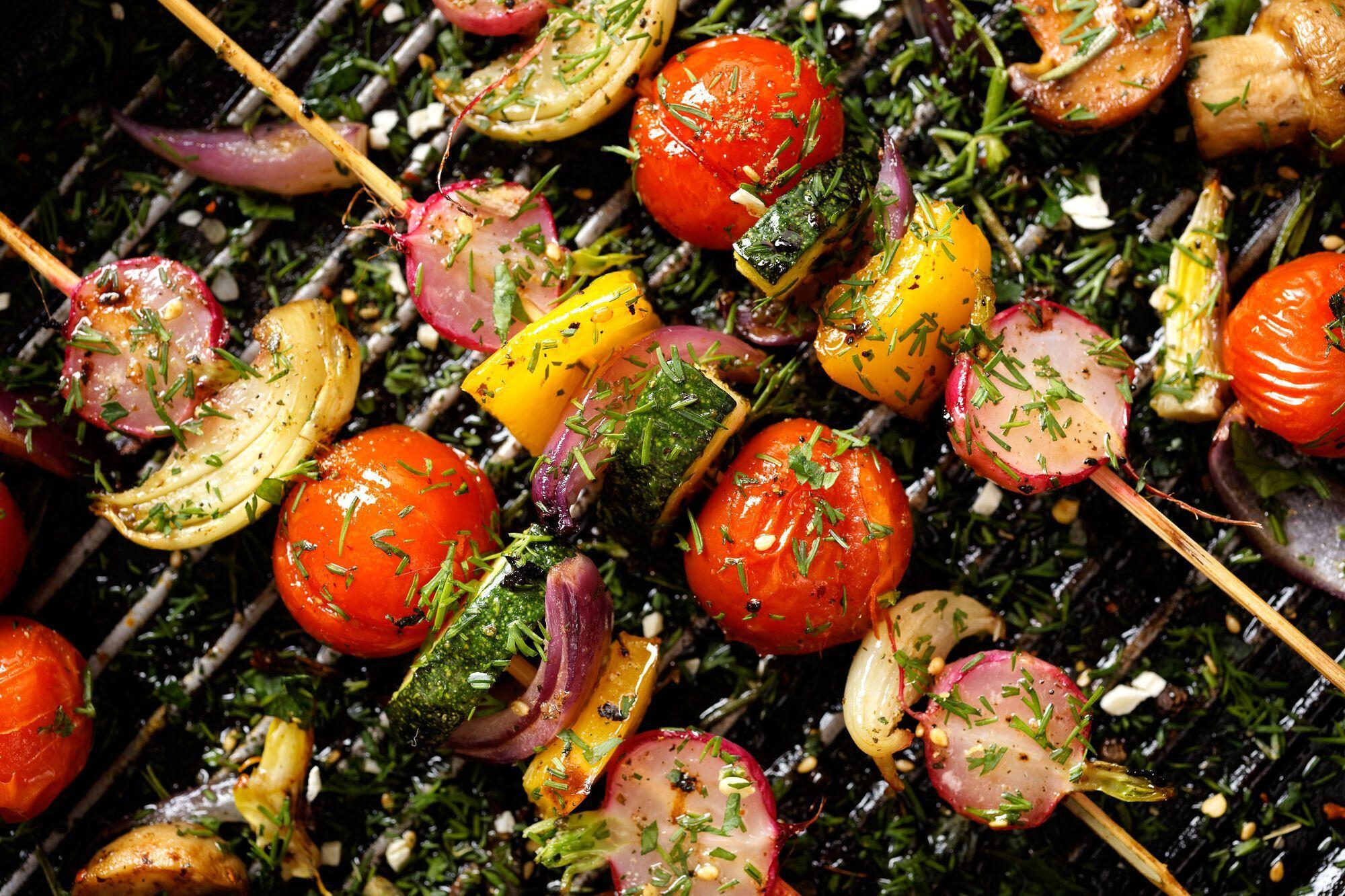 Як смачно приготувати овочі