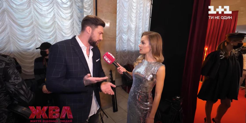 Украинский певец и телеведущий Олег Кензов сильно похудел