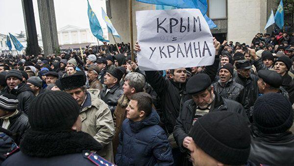 Новини Кримнашу. Крим – не Росія!