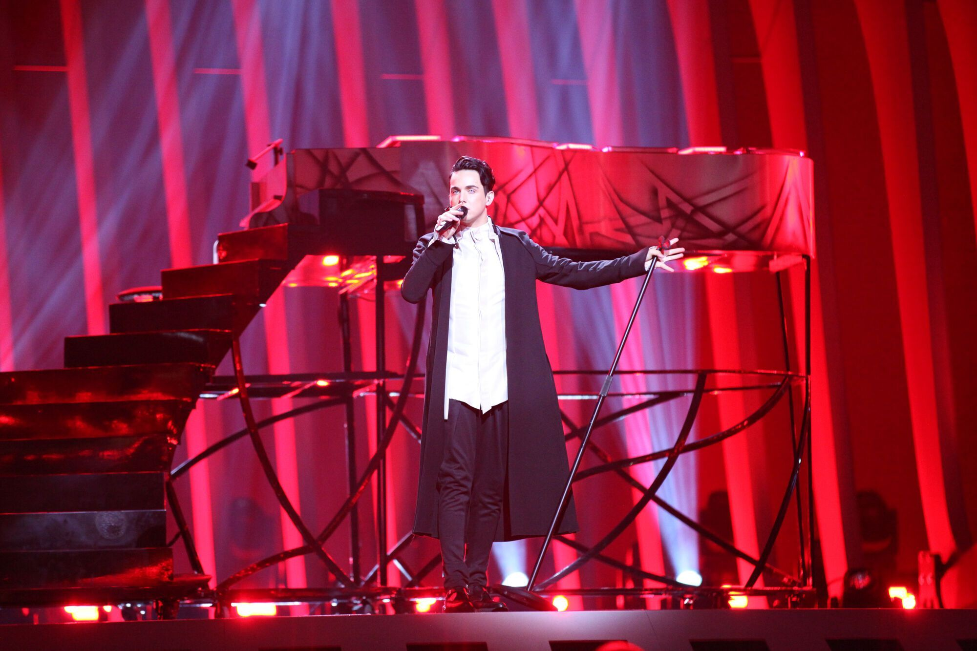 Melovin представлял Украину на Евровидении в 2018 году
