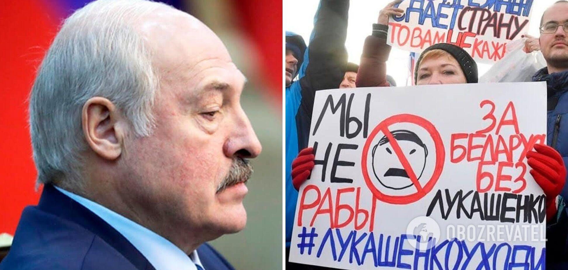 Лукашенко обмежив свободу медіа та масових заходів у Білорусі