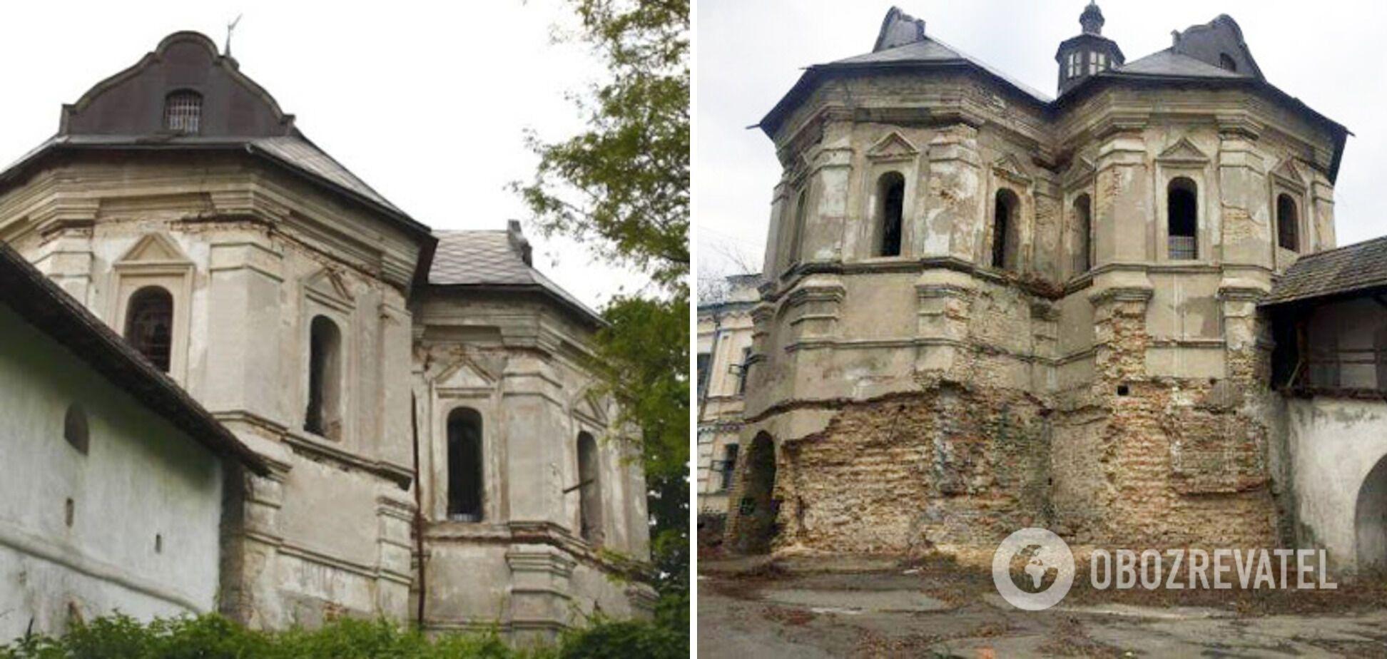 Онуфриевская башня – укрепление стен Киево-Печерской Лавры.