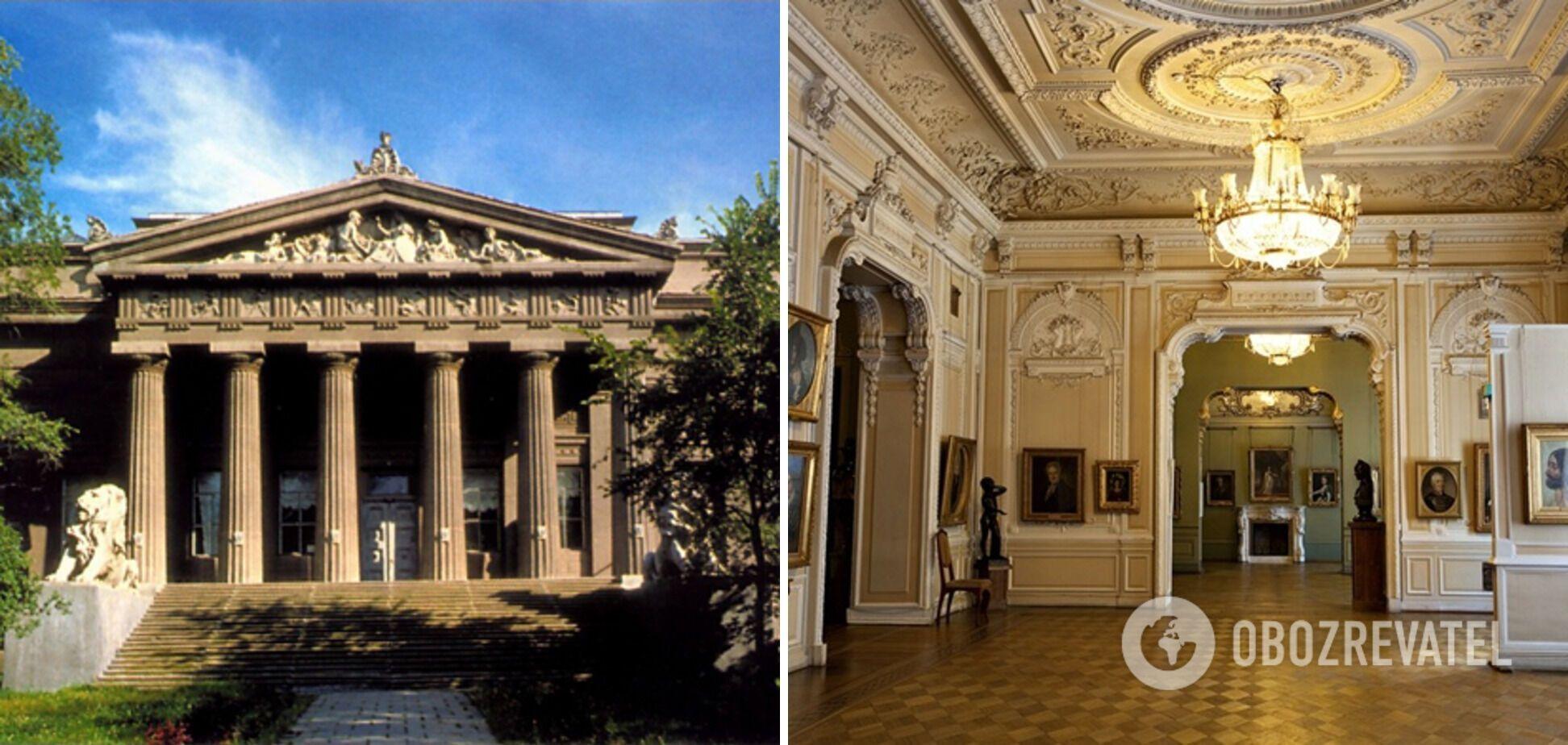 Национальный художественный музей в Киев будут реставрировать.