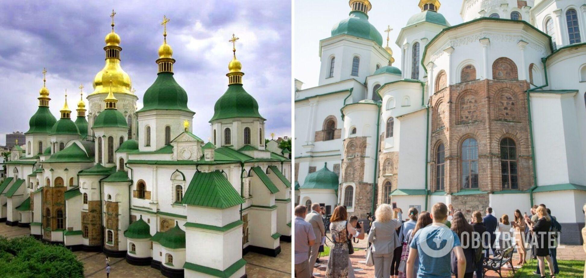 В Софийском соборе планируется ремонт во многих зданиях.