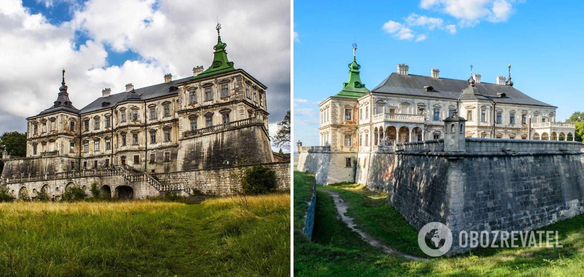 В Замковом комплексе в Подгорцах будут реставрировать несколько объектов.