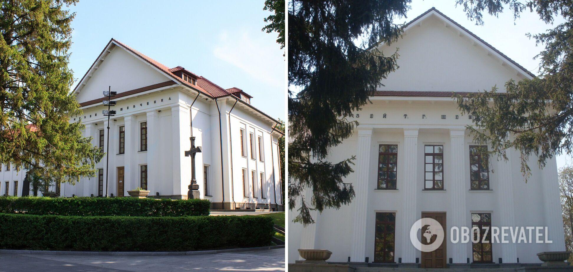 Музей Тараса Шевченко в Каневе нуждается в ремонте.
