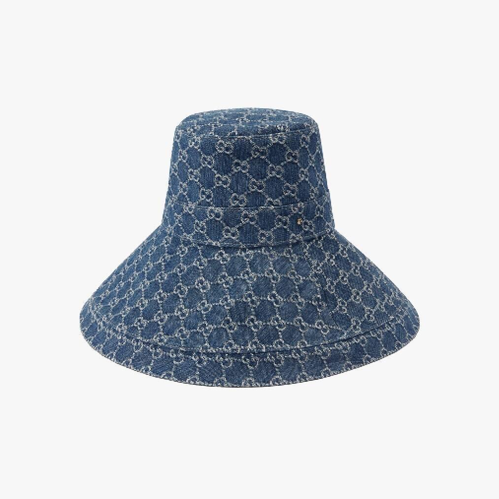Джинсовий капелюх.