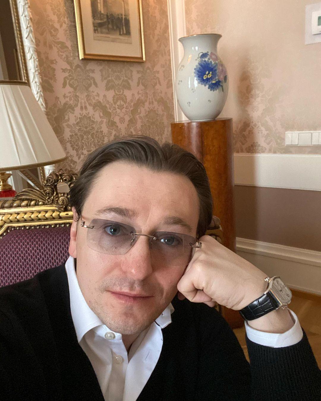 Сергій Безруков – радянський і російський актор