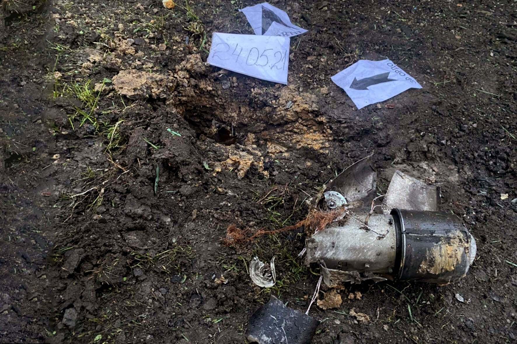 На боеприпасах нашли российскую маркировку.