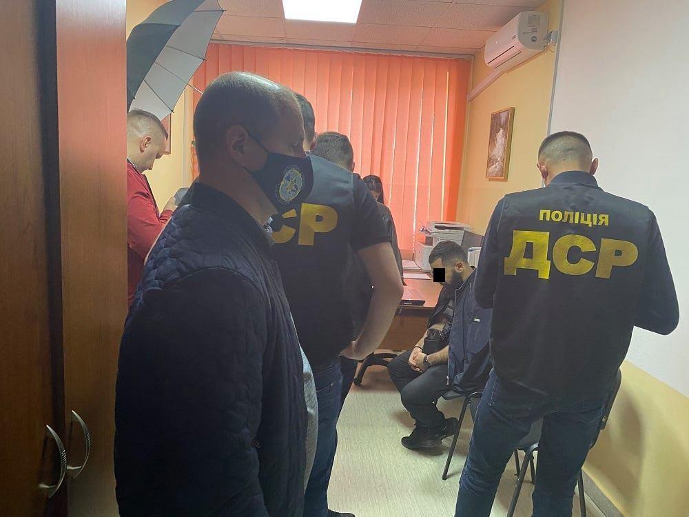 В Ужгороде задержали армянина, который попал под санкции