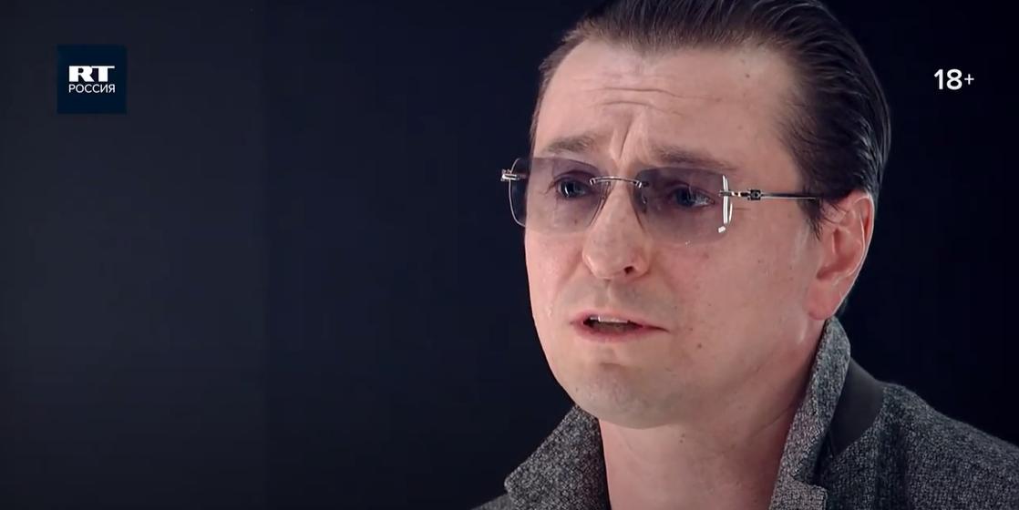 Известный российский актер Сергей Безруков дал откровенное интервью