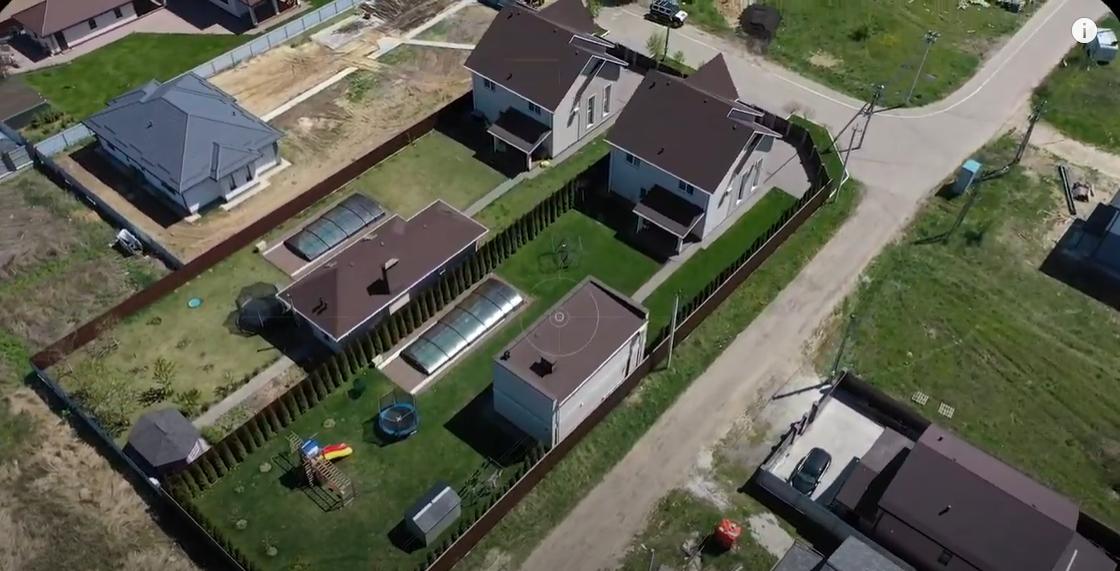 Монатик приобрел дом еще пять лет назад