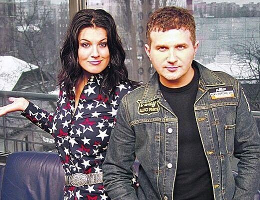 Горбунов и Ефросинина.