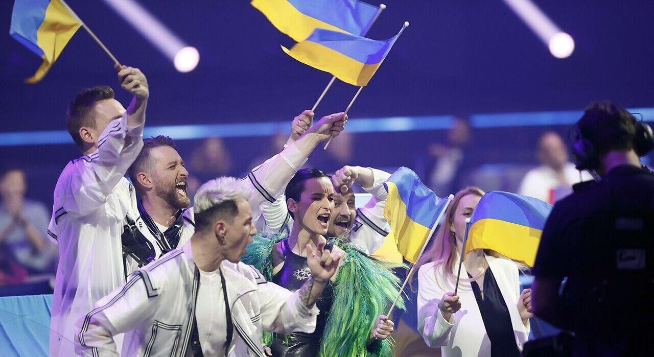"""Группа Go_A, представлявшая Украину с украиноязычной песней """"Шум"""", заняла пятое место в конкурсе"""