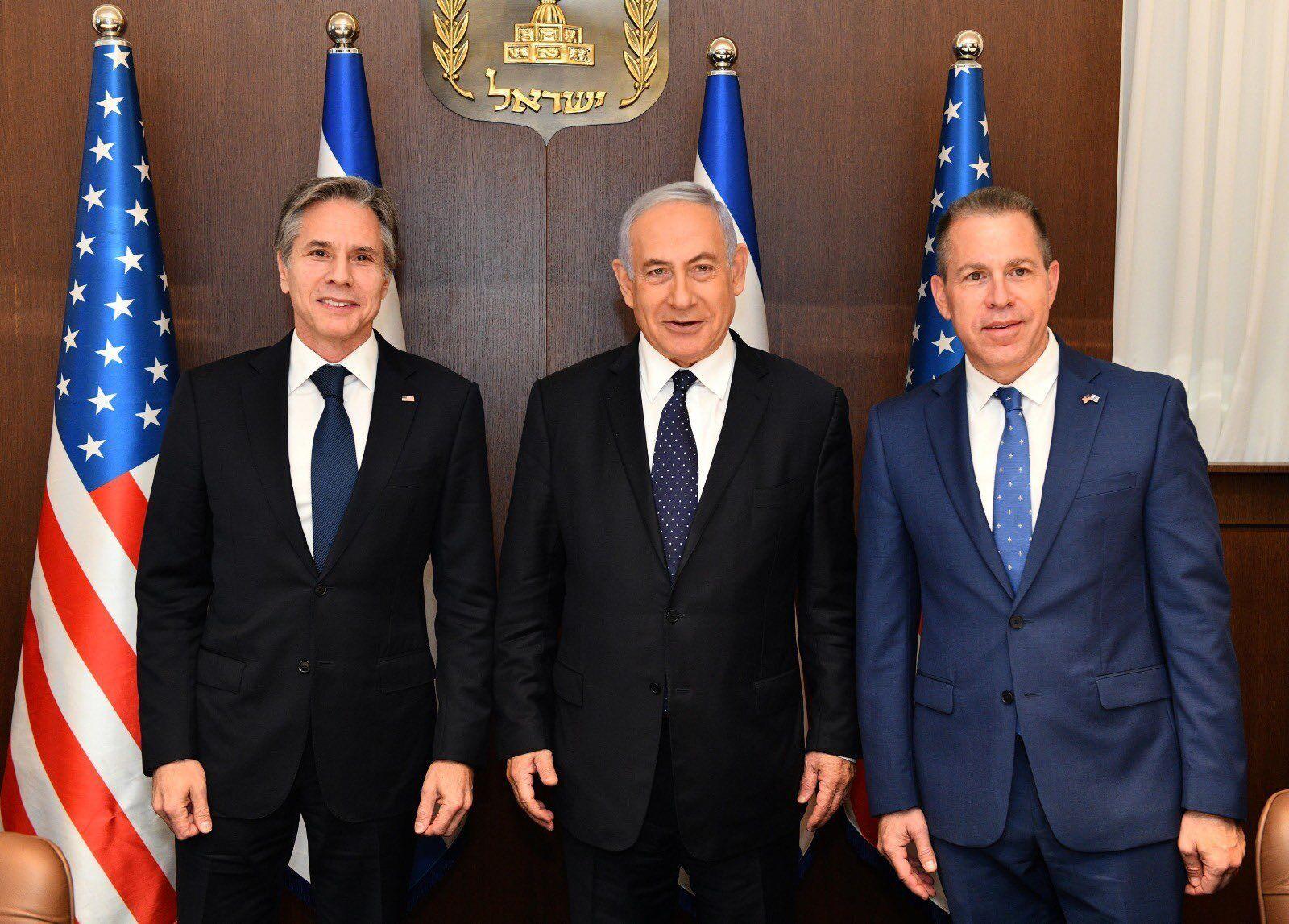 Візит Блінкена в Ізраїль відбувся 25 травня
