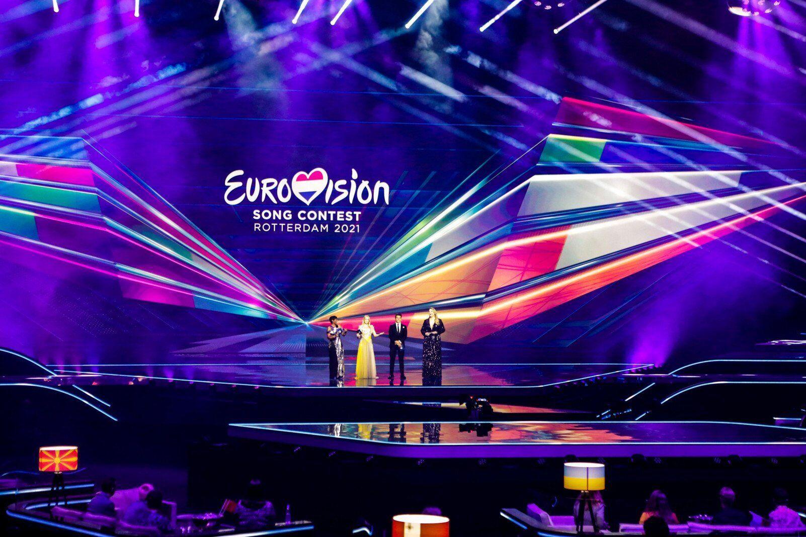 Победителей Евровидения-2021 назвали 22 мая