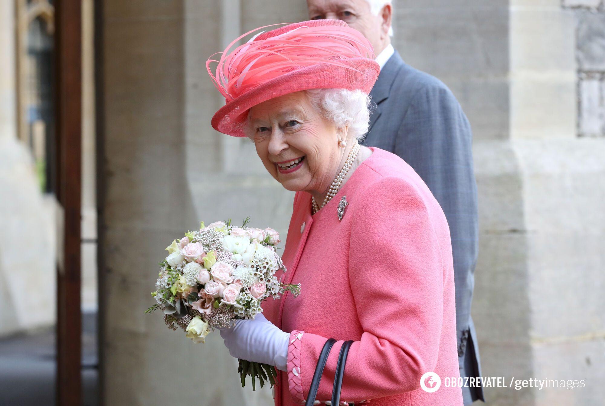 Елизавета была третьей в очереди на королевский трон