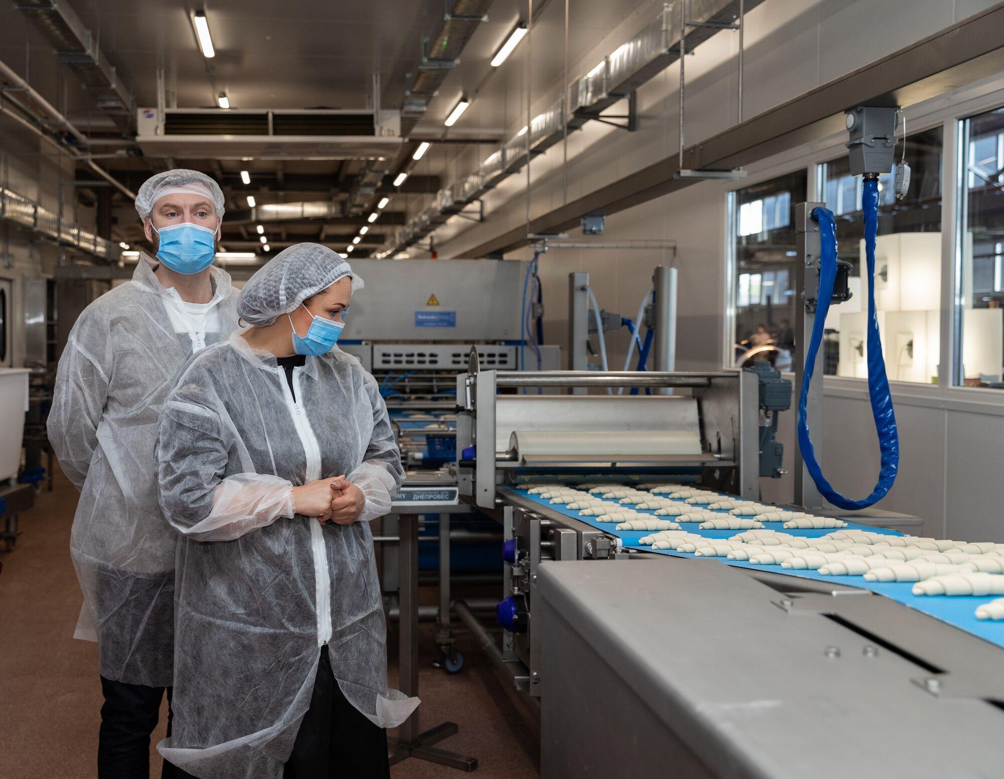 """ГК """"Хлібні Інвестиції"""" інвестувала 4,5 млн євро в нову виробничу лінію на Сhanta Mount"""