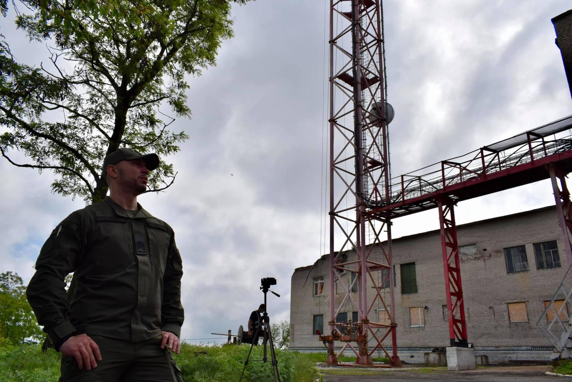 Виталий Маркив принял участие в дополнительных следственных действиях на Донбассе