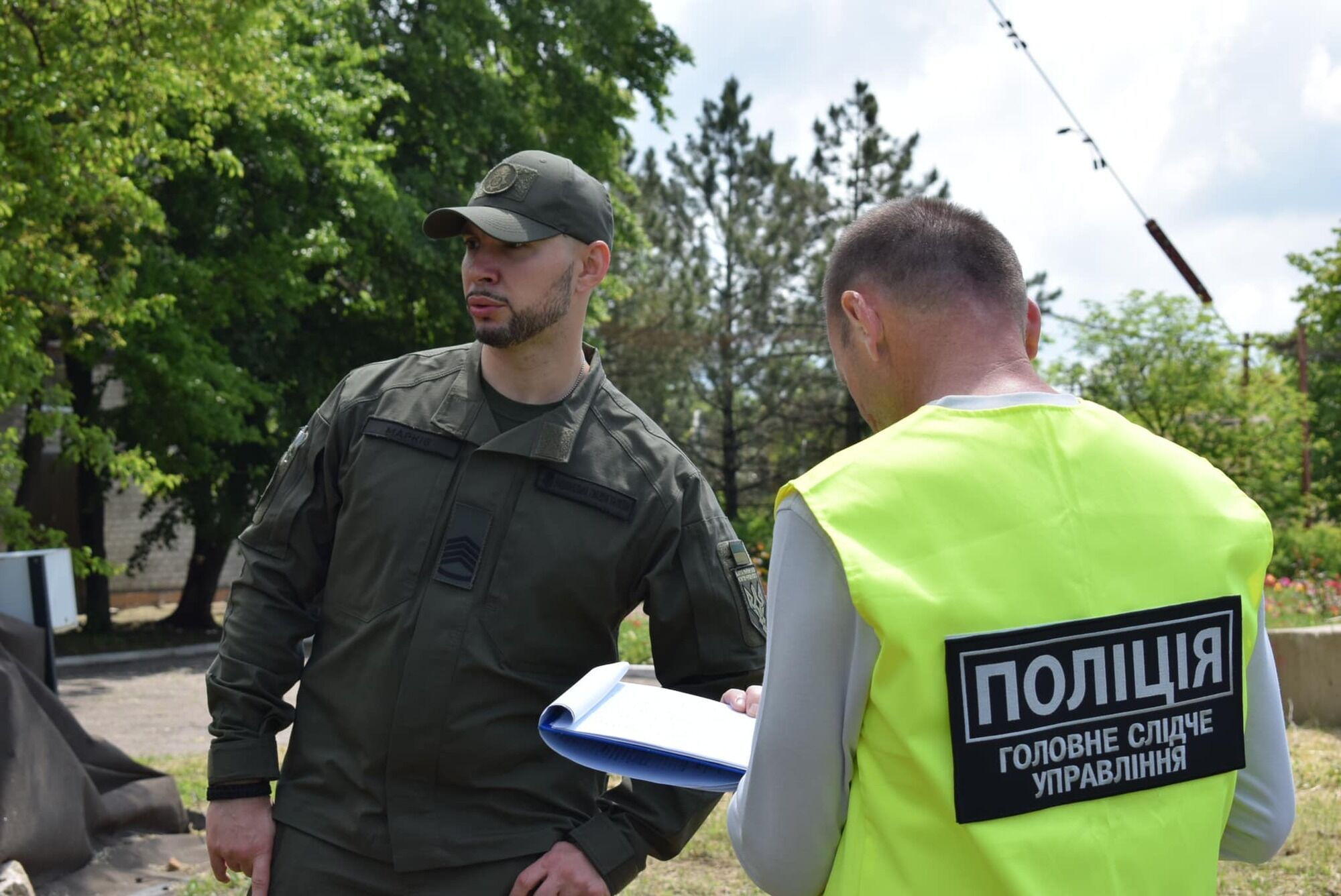 Виталий Маркив принял участие в дополнительных следственных действиях для подготовки защиты в кассационной инстанции Рима