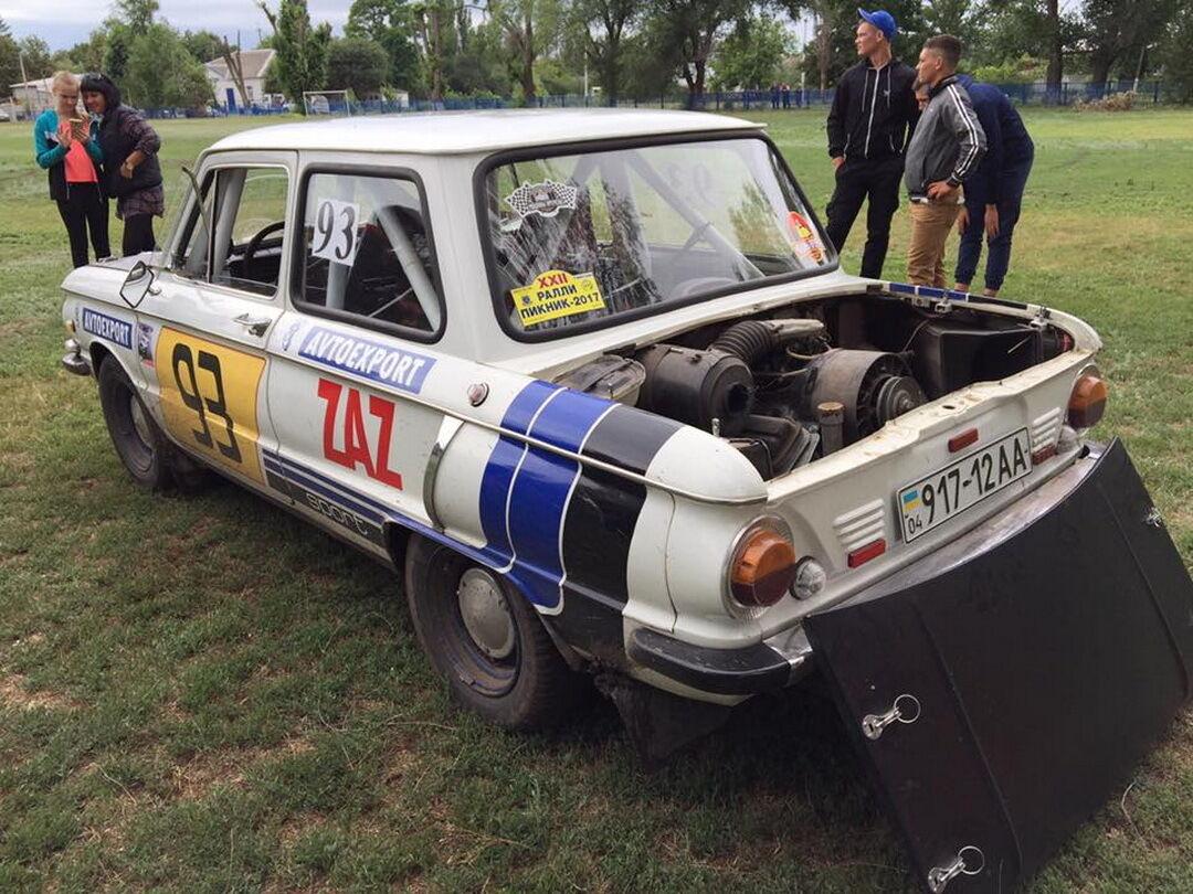ЗАЗ-968 отримав 60-сильний мотор