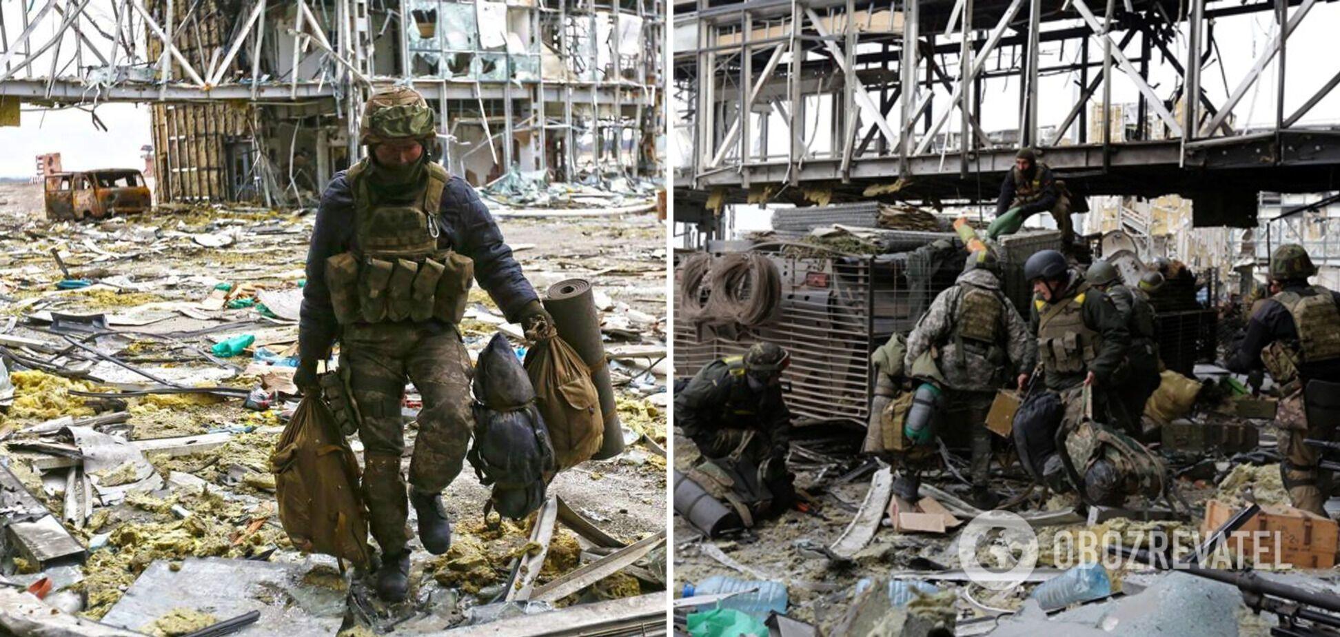 Семь лет назад состоялся первый бой за Донецкий аэропорт
