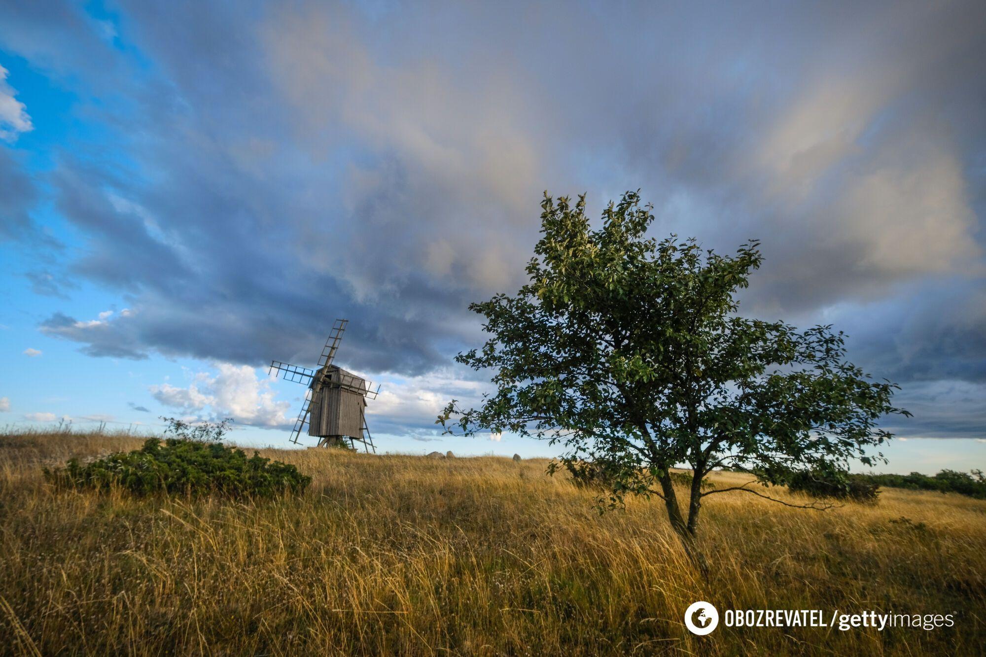 В Україні прогнозують помірну за температурою погоду в червні
