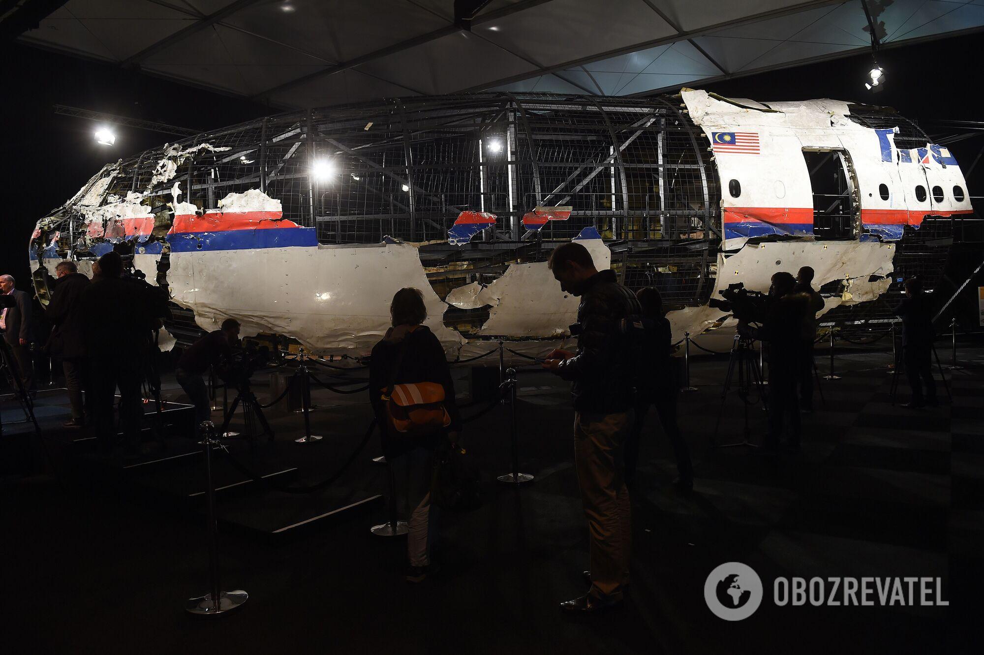 У Нідерландах почалося виїзне засідання у справі Boeing MH17