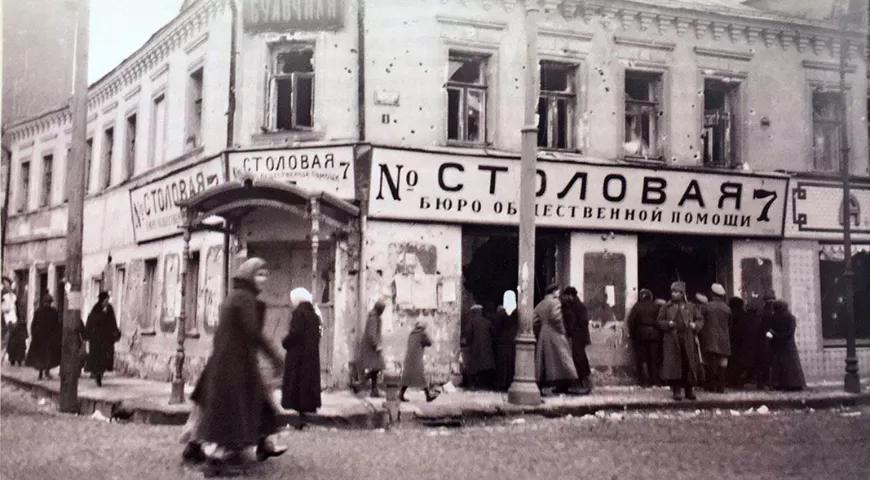 Диетическое питание впервые появились в СССР в 20‑х годах