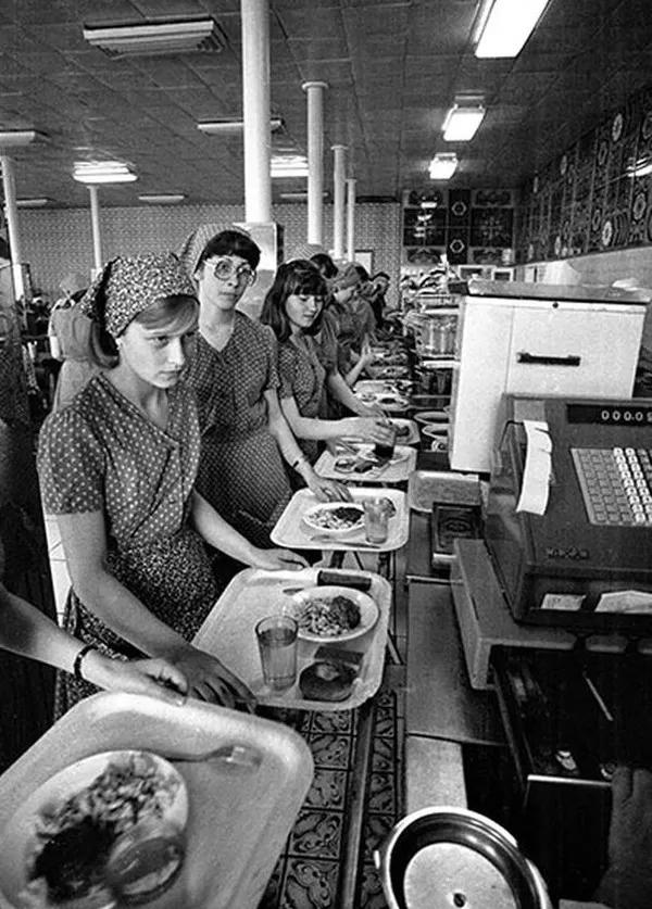 В СССР также появились самодеятельные диеты