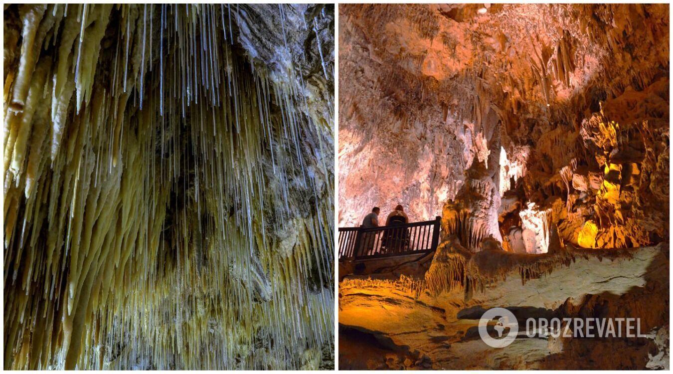 Эта пещера, возрастом в 14 миллионов лет, была обнаружена всего 20 лет назад