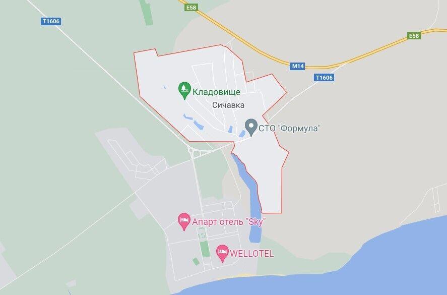 ДТП произошло в селе Сычавка на Одесщине