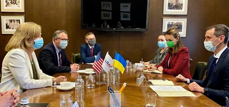 Встреча, проведенная Минздравом