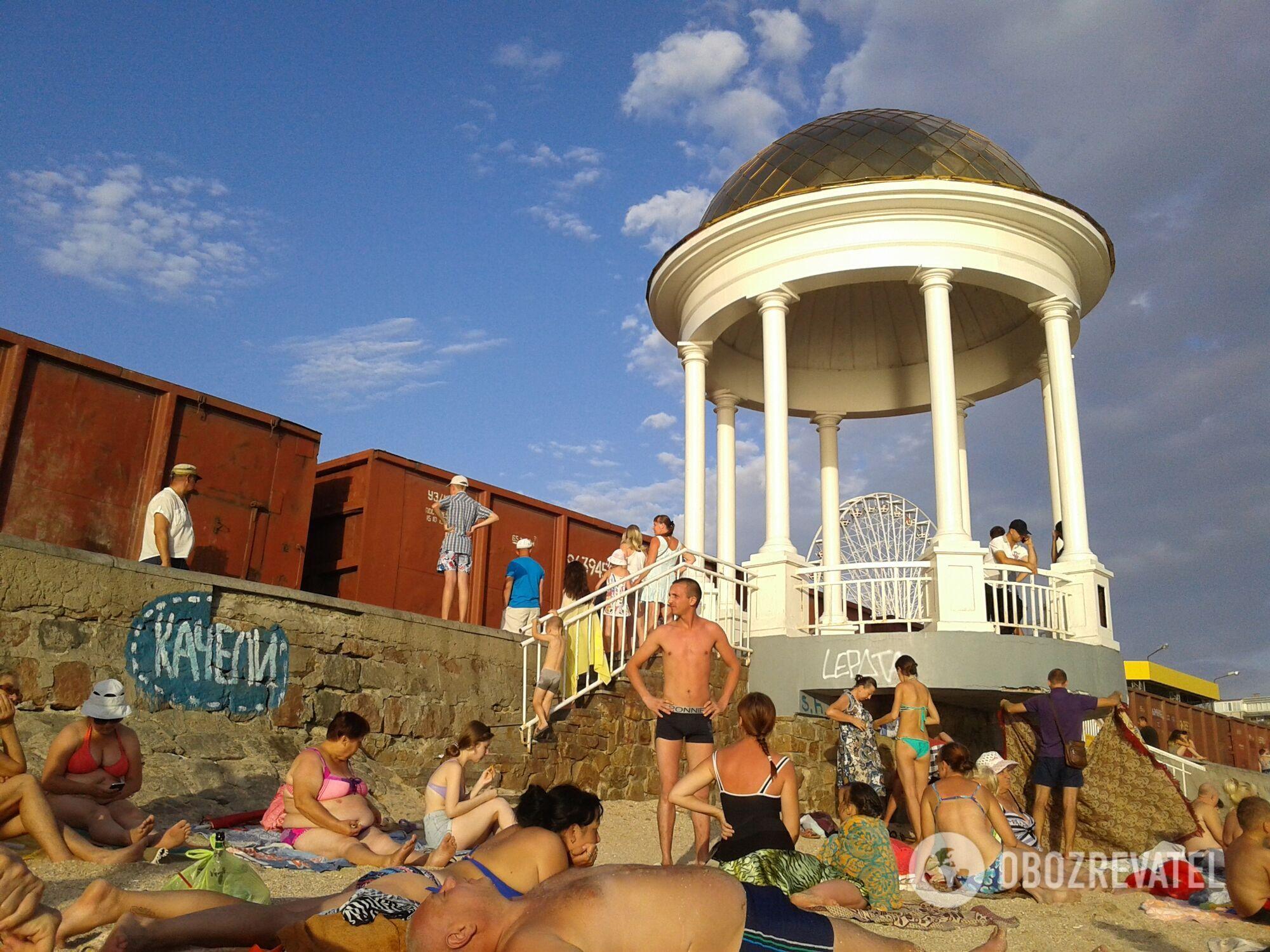 Бердянск – это город в Запорожской области, который расположен на восточном берегу Бердянского залива