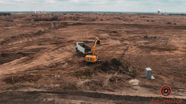 """Політолог заявив, що """"слуга"""" Демченко збрехав щодо будівництва аеропорту в Дніпрі. Фото"""