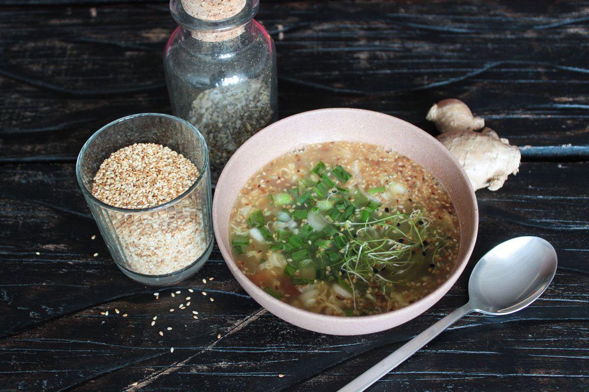 Смачний дієтичний суп