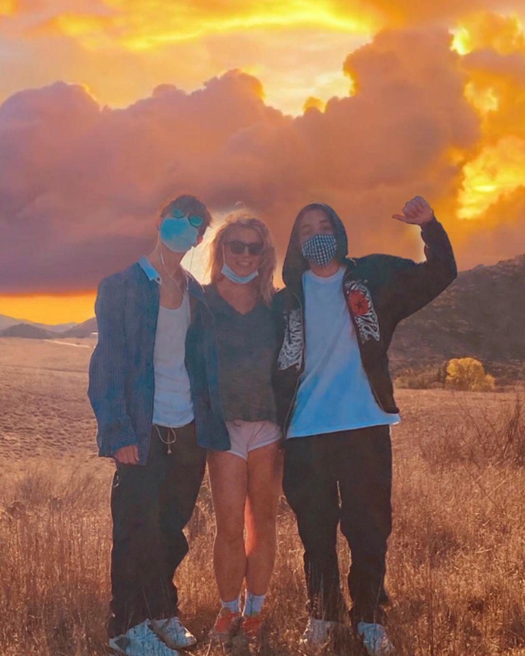 Брітні Спірс – американська поп-співачка