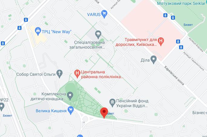 Інцидент стався в Дарницькому районі.