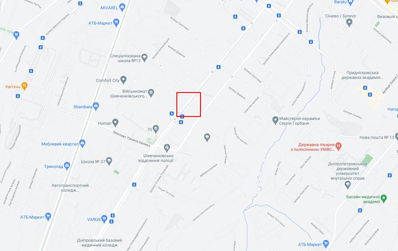 ДТП сталася на перехресті Грушевського і Драгоманова.