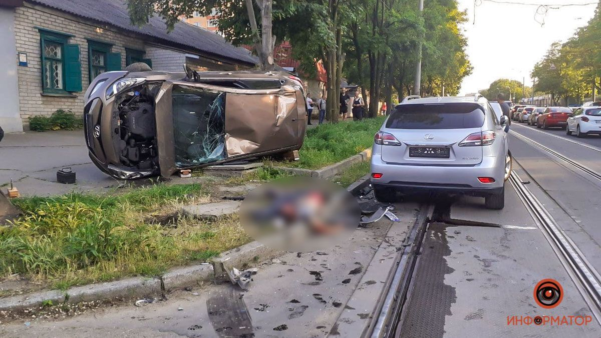 Водій Hyundai загинув.