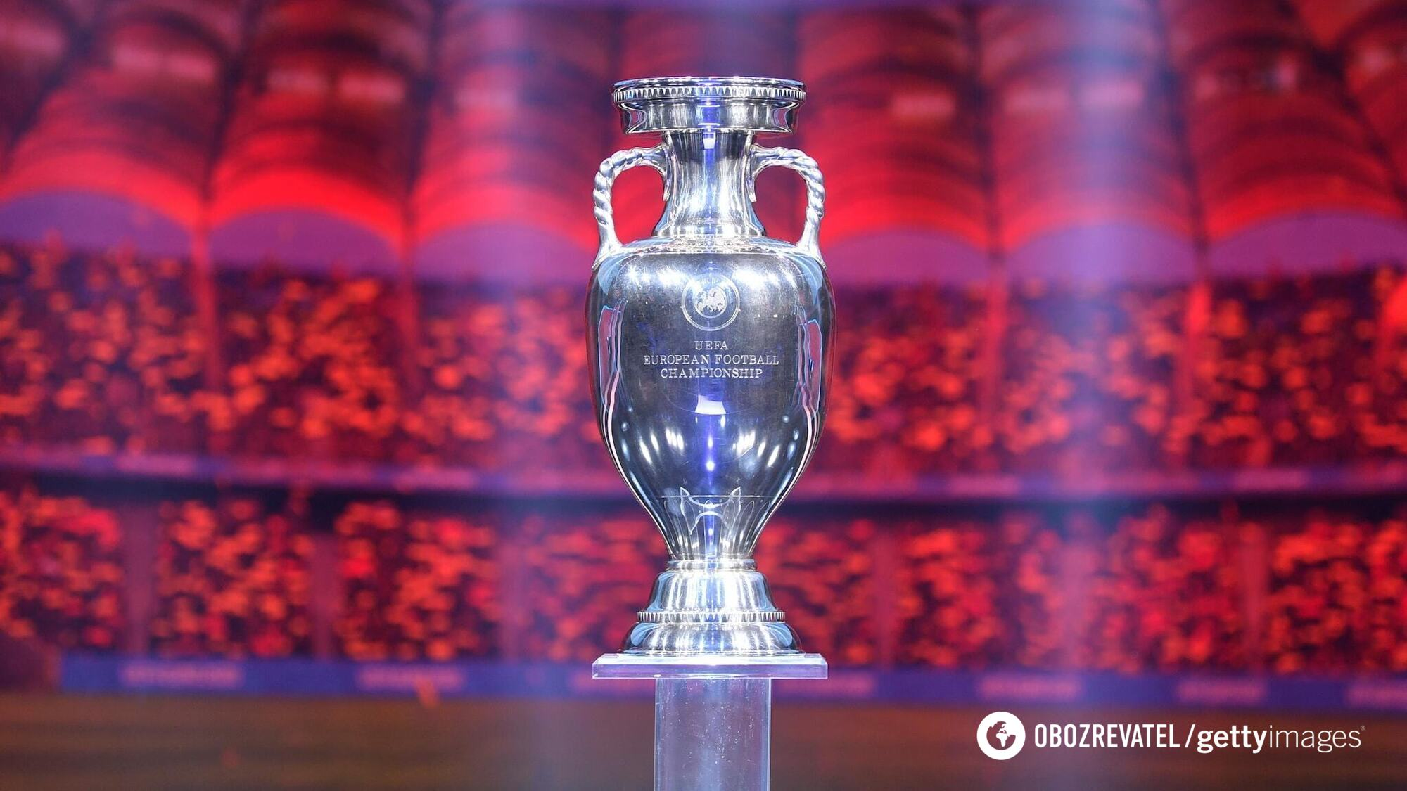 Трофей Євро-2020