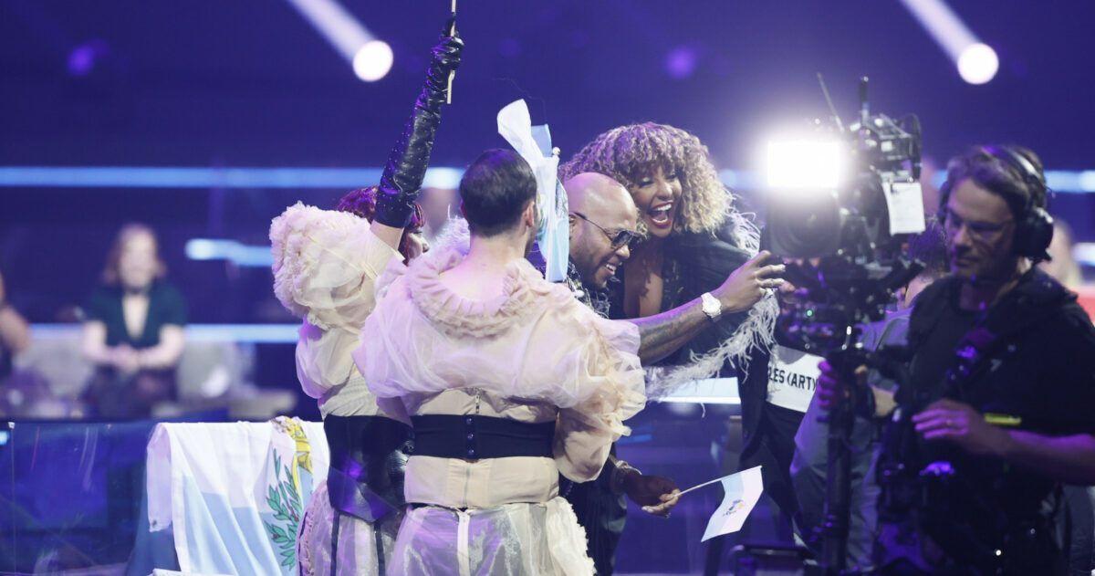 Участники песенного конкурса Евровидение 2021