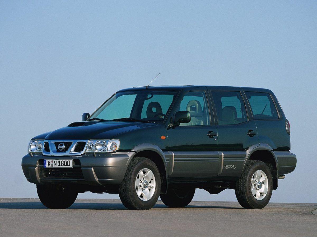 Nissan Terrano отлично подходит для покорения бездорожья